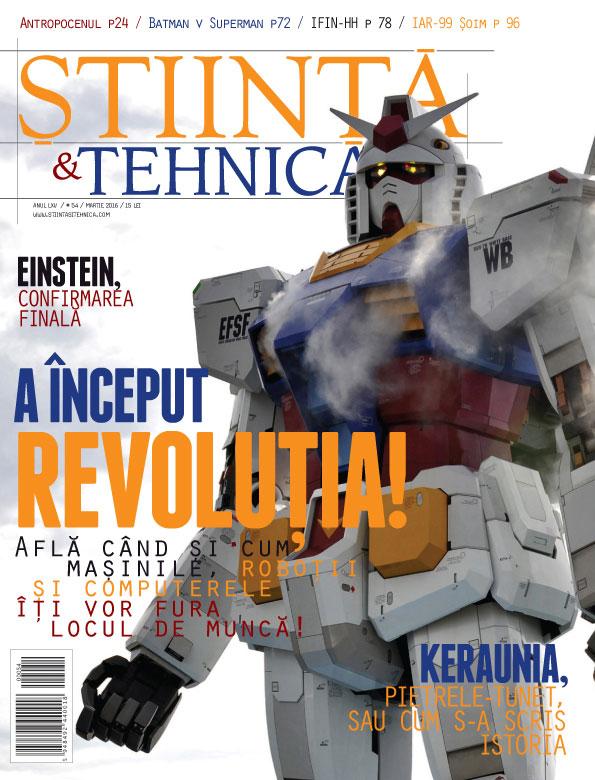Cea mai veche şi mai prestigioasă publicaţie românească de popularizare a ştiinţelor